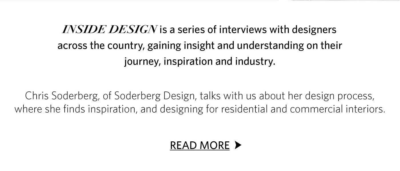 Inside Design with Ann Sacks
