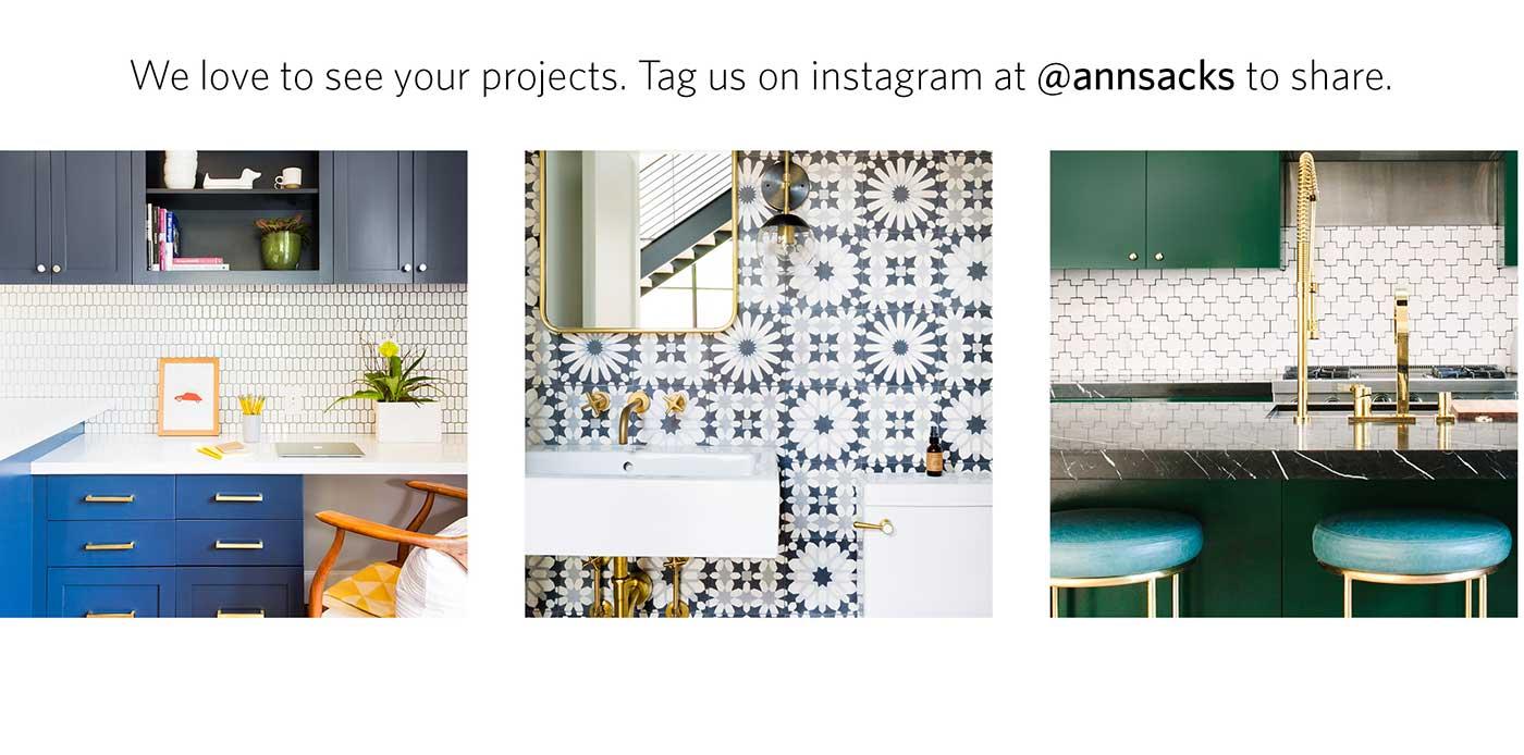 Ann Sacks Instagram