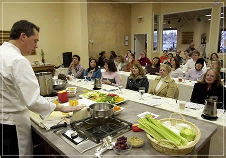Demonstration Kitchen demonstration kitchen 2009 – taste, learn & enjoy!