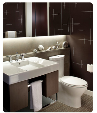 What Is A Powder Room what is important in designing a powder room? - rose construction inc