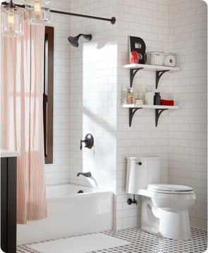 6 Bathroom Remodeling Solutions