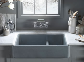 Apron-Front Sinks