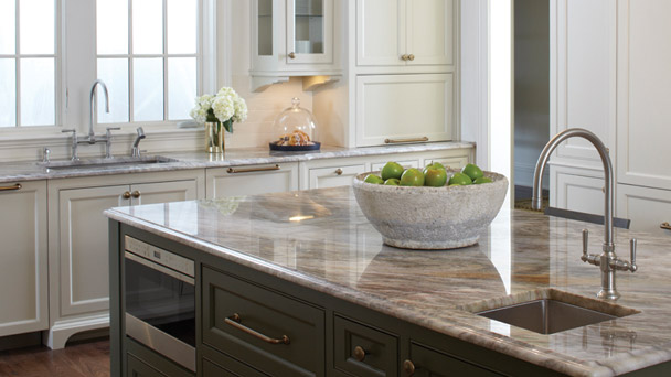 Pair sinks, faucets, countertops and more to create a design all your own.