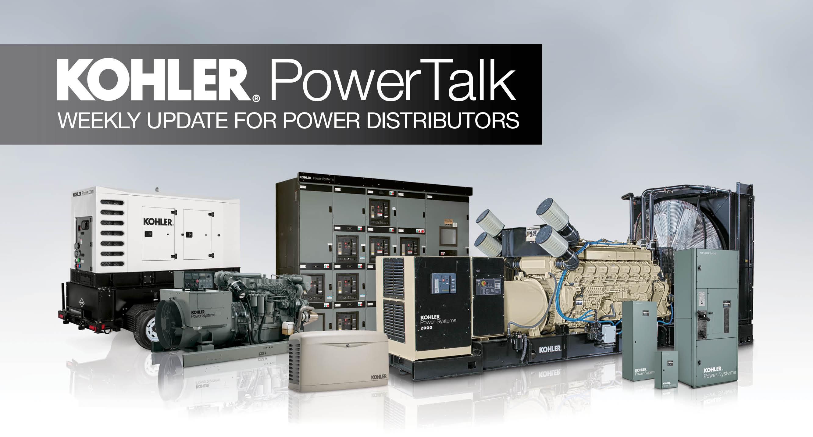 Powertalk: Weekly Update for Power Distributors