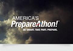 Join in America's PrepareAthon on April 30.
