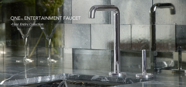 One™ Entertainment Faucet u003e View All Kitchen Faucets & KALLISTA® ~ FINELY CRAFTEDu201a ENGINEERED FOR PERFORMANCE ~ KITCHEN ...